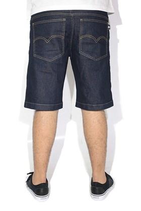 Bermuda Jeans Live Azul