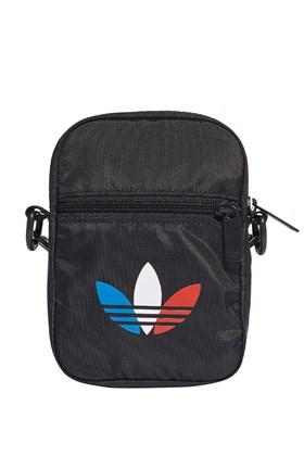 Bolsa Adidas Festival Tricolor Shoulder Bag Preta