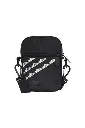 Bolsa Adidas ShoulderBag Festival Superstar Preta/Branca
