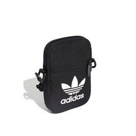 Bolsa Adidas ShoulderBag Festival Trefoil Preta/Branca