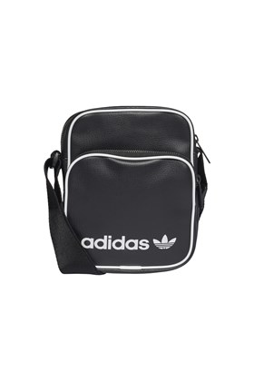 Bolsa Adidas ShoulderBag M Vintage Preta/Branca