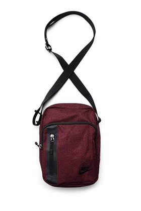 8ead1f9b3 Bolsa Nike ShoulderBag Tech Small Bordo ...