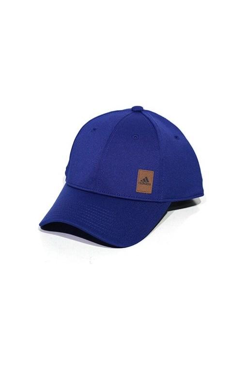 bc1601cc1c Boné Aba Curva Adidas Pique Azul - NewSkull