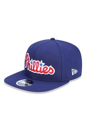 Bone NEW ERA 950 Original Fit Philadelphia Phillies Mlb Snapback Azul