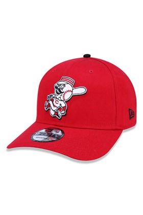 Boné New Era 9Forty Cincinnati Reds Mlb  Vermelho