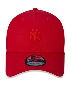 Boné New Era 9Forty Mlb New York Yankees Mini Logo Ny Vermelho