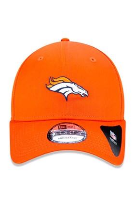 Boné New Era 9Forty Nfl Denver Broncos Laranja
