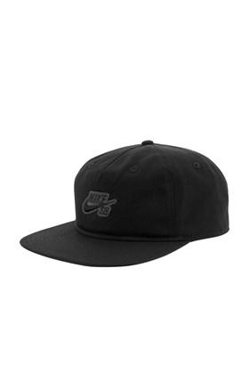 Boné Nike SB Pro Aba Reta Preto