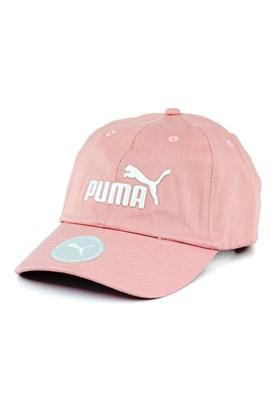Bone PUMA Aba Curva Essential No.1 Strapback Rosa