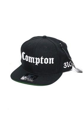 Boné Snapback Starter Black Label Compton Preto