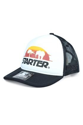 Boné Trucker Starter Africa Preto