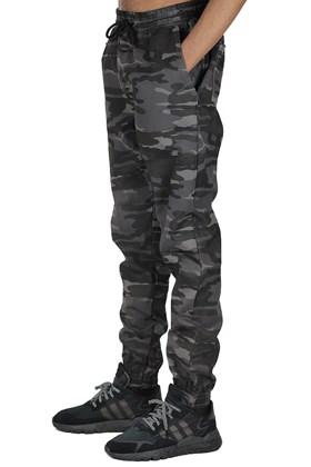 Calça NewSkull Jogger Camuflada Cinza