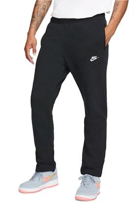 Calça Nike Sportswear Club Moletom Preta