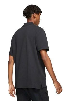 Camisa Polo Nike Sportswear Preta/Preta
