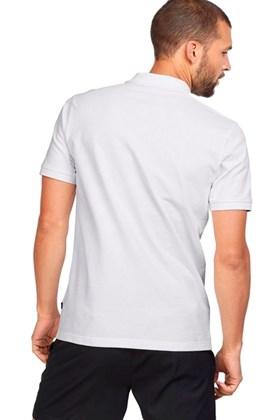 Camisa Polo Puma Essentials Branca