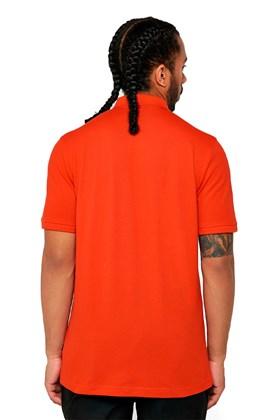 Camisa Polo Puma Essentials Vermelha