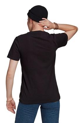 Camiseta Adidas Adicolor Classics Trefoil Feminina Preta/Branca