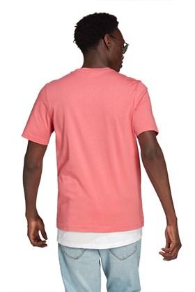 Camiseta Adidas Adicolor Classics Trefoil Rosa