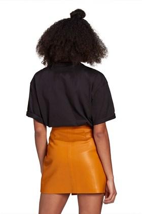 Camiseta Adidas Adicolor Essentials Feminina Preta