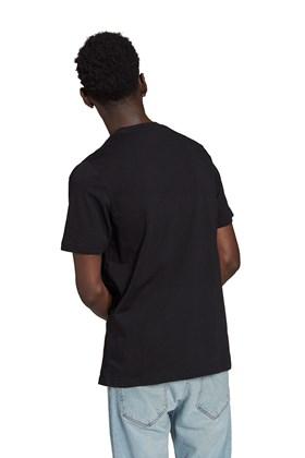 Camiseta Adidas Adicolor Essentials Trefoil Preta