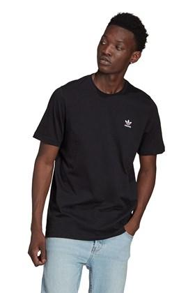 Camiseta Adidas Adicolor Essentials Trefoil Preta/Branca