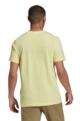 Camiseta Adidas Adicolor Essentials Trefoil Verde/Preta