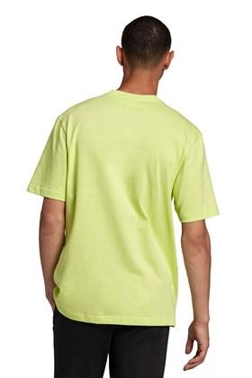Camiseta Adidas Adventure Big Logo Verde