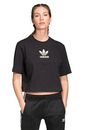 Camiseta ADIDAS Premium Feminina Preta