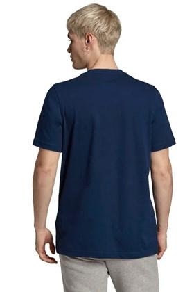 Camiseta ADIDAS Trefoil Azul/Branca