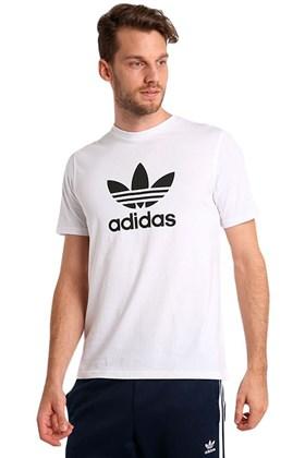 Camiseta Adidas Trefoil Branco