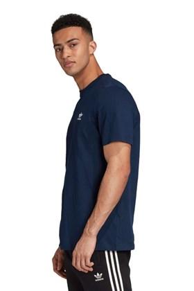Camiseta Adidas Trefoil Essentials Azul/Marinho
