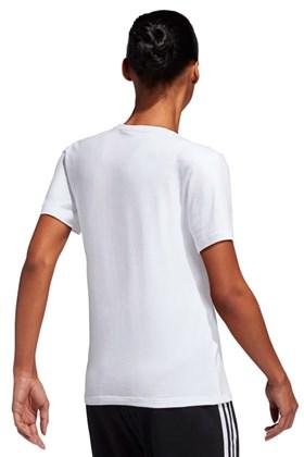 Camiseta ADIDAS Trefoil Feminina Branco