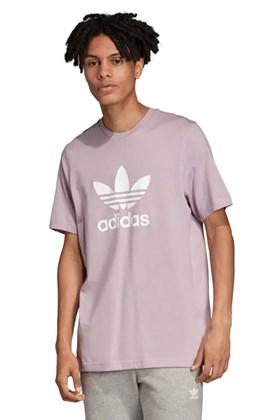 Camiseta ADIDAS Trefoil Roxa