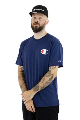 Camiseta Champion Logo C Ink Marinho