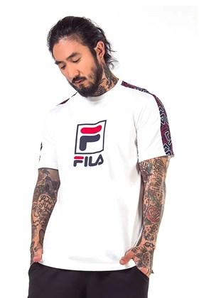 Camiseta FILA Lucca 2 Branca