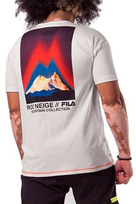 Camiseta Fila Mountain Trek Branca