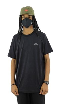 Camiseta Impie Essential Preta