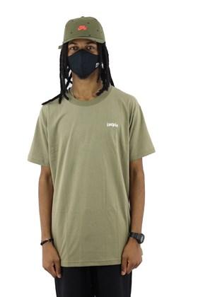 Camiseta Impie Essential Verde