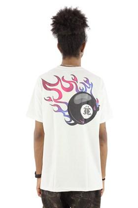 Camiseta IMPIE Flame 8 Branca