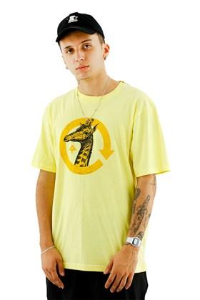 Camiseta LRG Giraffe Amarela