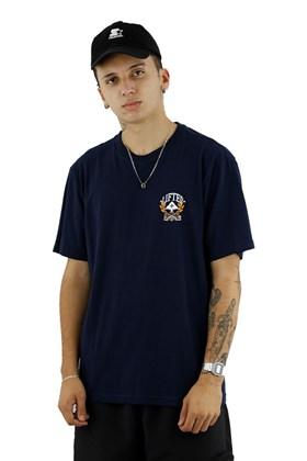 Camiseta LRG Insignia Azul