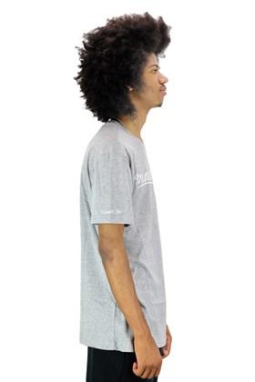 Camiseta Mitchell e Ness Classic CINZA