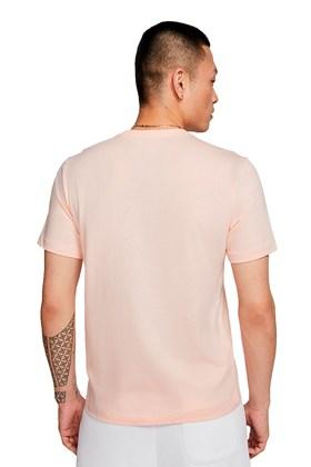 Camiseta Nike Sportswear Club Rosa