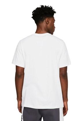 Camiseta Nike Sportswear Construction Branca