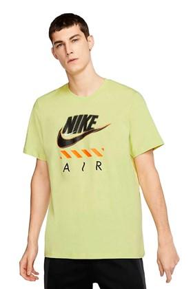 Camiseta Nike Sportswear Construction Verde