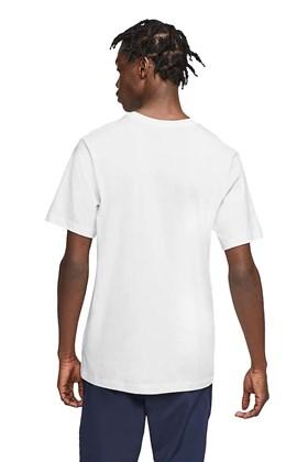 Camiseta Nike Sportswear Festival Photo Branca