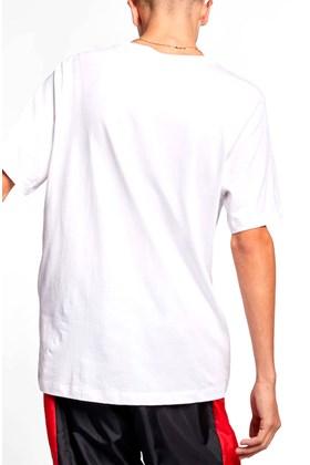 Camiseta Nike Sportswear Tee Icon Futura Branca/Preta