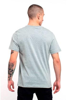 Camiseta NIKE Sportswear Tee Icon Futura Cinza/Branca