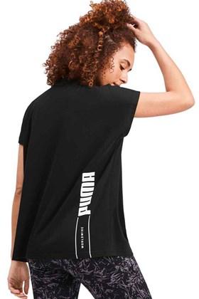 Camiseta Puma Nu-Tility Feminina Preta