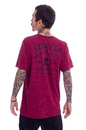 Camiseta STARTER NewHaven Bordo